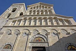 Cathédrale de Cagliari